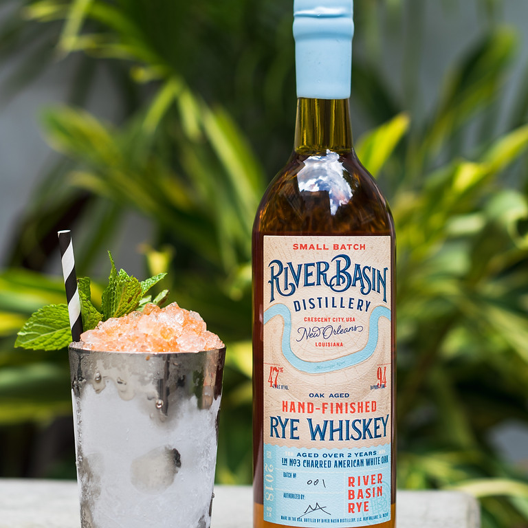 River Basin Rye Launch