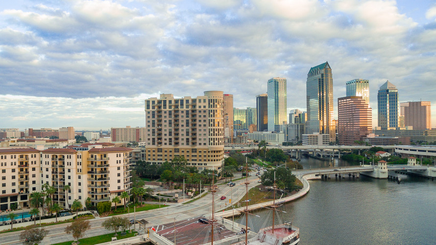 Tampa Aerial Real Estate Photography