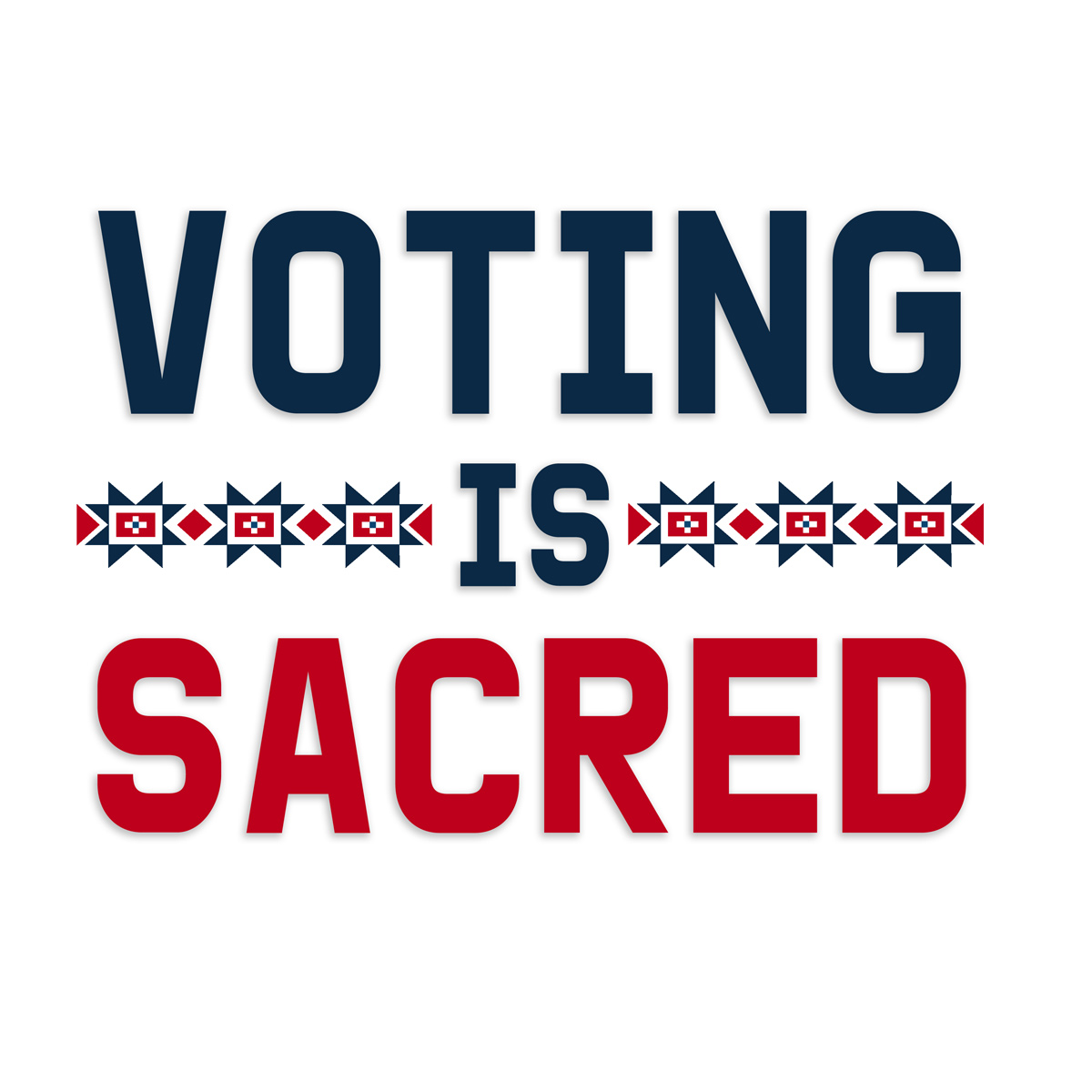 voting is sacred