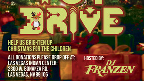 1ST ANNUAL TOY DRIVE!