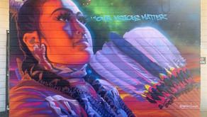 UNVEILING OF MURAL @ LAS VEGAS INDIAN CENTER