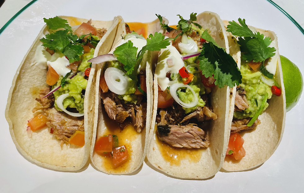 Susana Marchesi private chef mexican foo