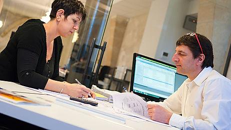 Stéphanie Riffet et Hugues Arancio ont réuni leurs compétences et leur passion du métier afin de créer le Bureau d'Etude Technique R-G/A reconnu désormais dans le domaine de la construction.