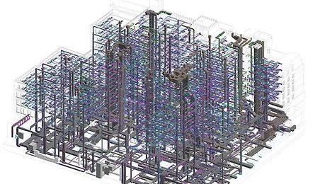 R-G/A effctue des études de conception et/ou exécution de systèmes permettant le contrôle des ambiances intérieures dans leur ensemble (génie climatique - fluides).