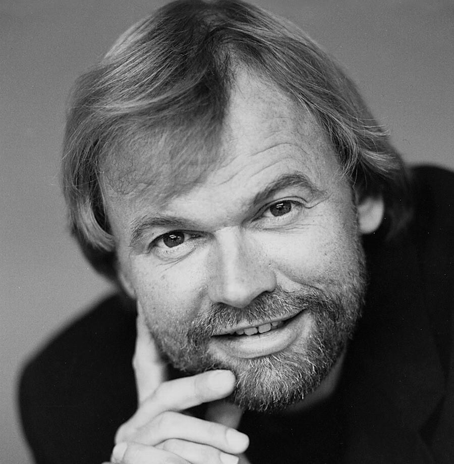 O autor, Jostein Gaarder