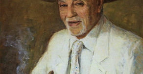 Միքայել Հարությունյանին նկարչությունն օգնում է ինքնաբացահայտվել