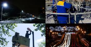 2016 թվականին կառուցվել և մայրաքաղաքի արտաքին լուսավորության ցանցին է միացվել ևս 71 փողոց և 70 բակայ