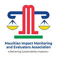 Logo Mauritian Impact Monitoring and Eva