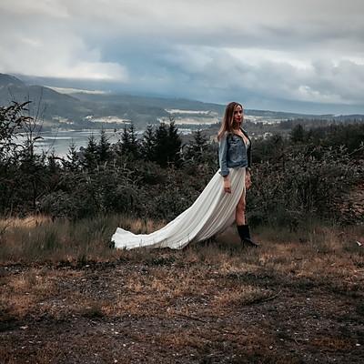 Tara - Trash the Dress Shoot
