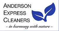 Anderson Express Cleaners - in harmony with nature -