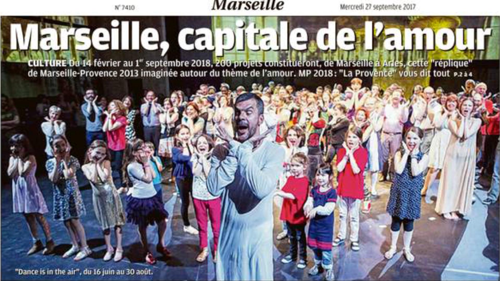 Quel amour de bal à Marseille
