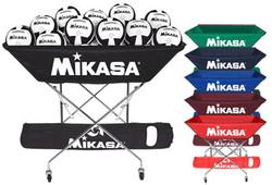 Mikasa Collapsible Hammock Ball Cart