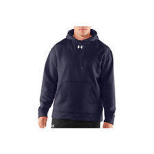 Under Armour Cold Gear Hoodie (Navy)