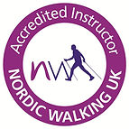 Nordic Walking UK Accredited Instructor