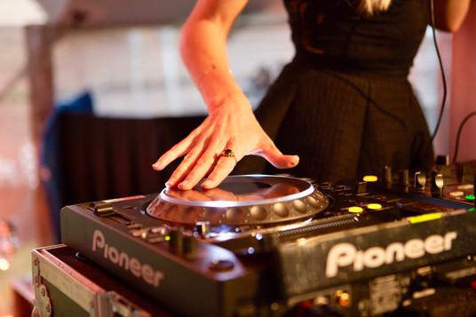 Asperges in de Polder DJ Kitty