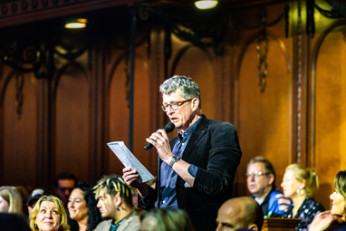 Pieter Stroop van Leeuwen | stadsdichter