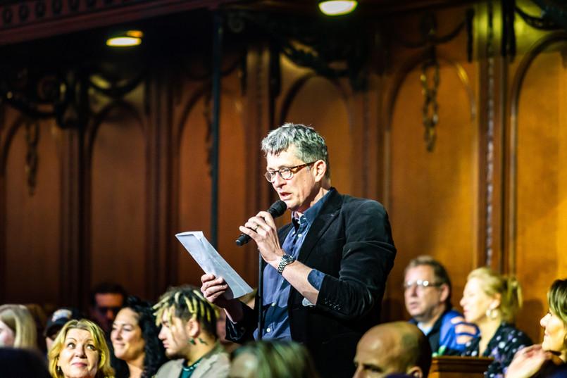 Pieter Stroop van Leeuwen   stadsdichter