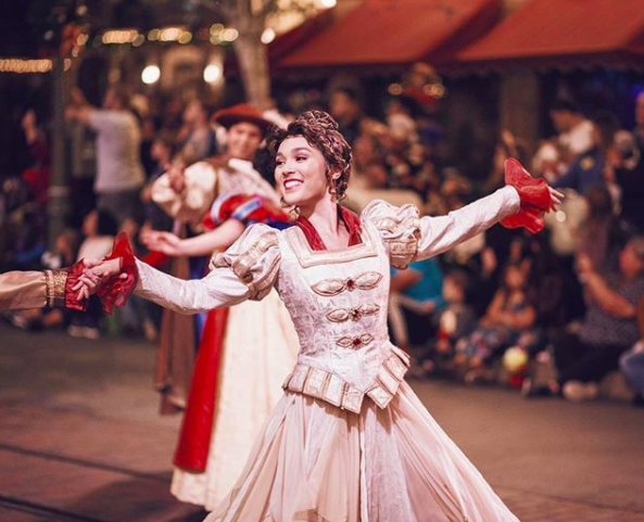 Disneyland Performers