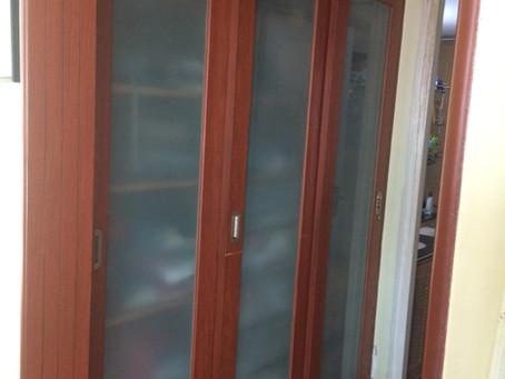 Repairing Sliding Doors of Wardrobe
