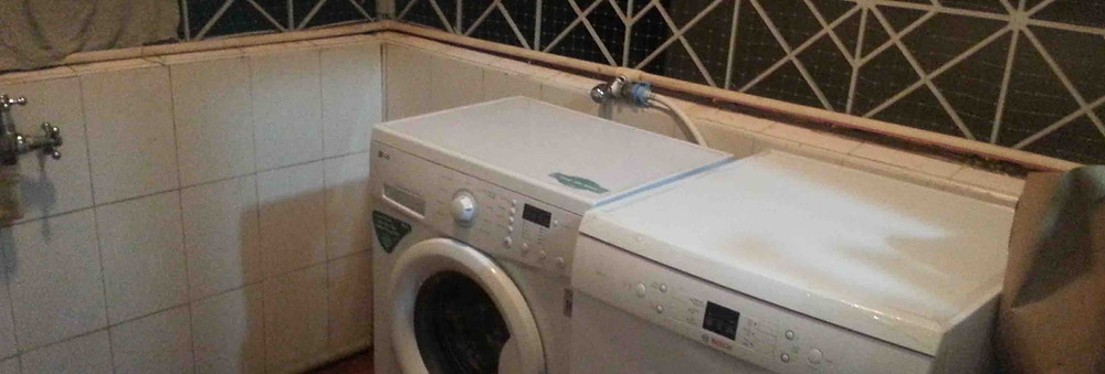 Installing Bosch Dishwasher