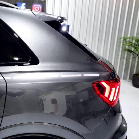 Audi SQ5 Gyeon Duraflex ceramic coating package