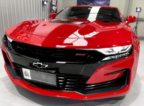 Chevrolet Camaro Gyeon FLASH ceramic coating package