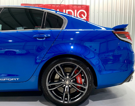 HSV Clubsport Crystal Serum Ultra ceramic coating package