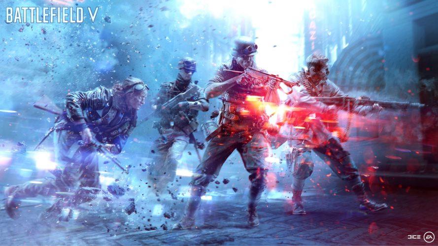 Le rôle de Battlefield 5 dans l'esport.