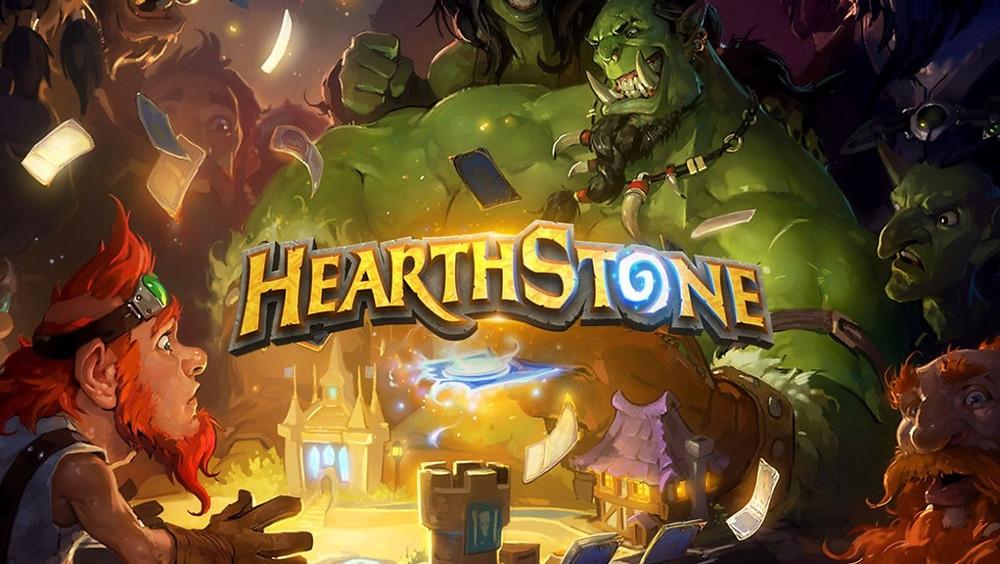 Hearthstone, la stratégie dans l'E-Sport