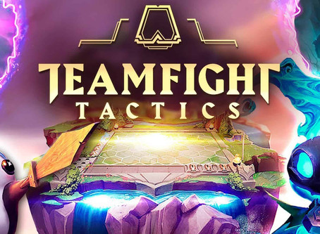 TeamFight Tactics et l'Esport