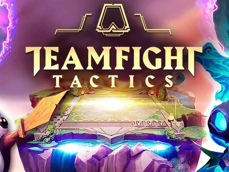 TeamFight Tactics et l'Esport