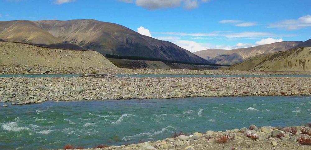 ahuriri-river-neuseeland