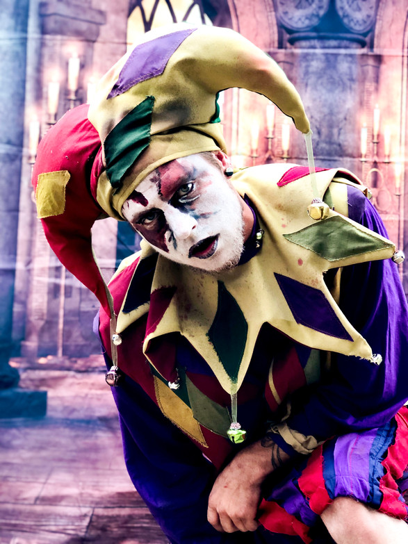Jester Character