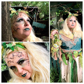 Costume and Makeup