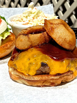 Barbeque Burger