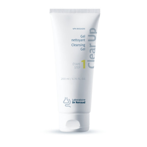 Gel nettoyant Clear up 1