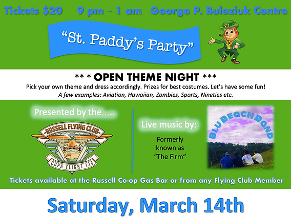 St. Paddy's Party