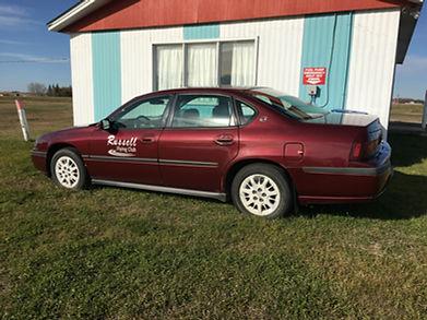 RFC Courtesy Car