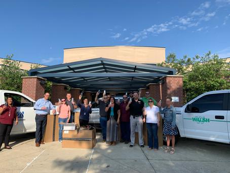 I-69 Walsh and Milestone Community Outreach