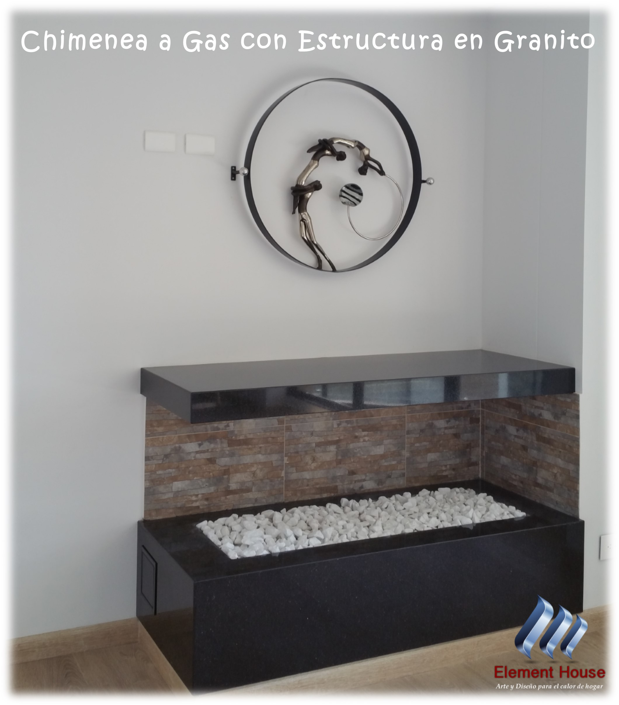 CHIMENEAS A GAS ELEMENT HOUSE (14)