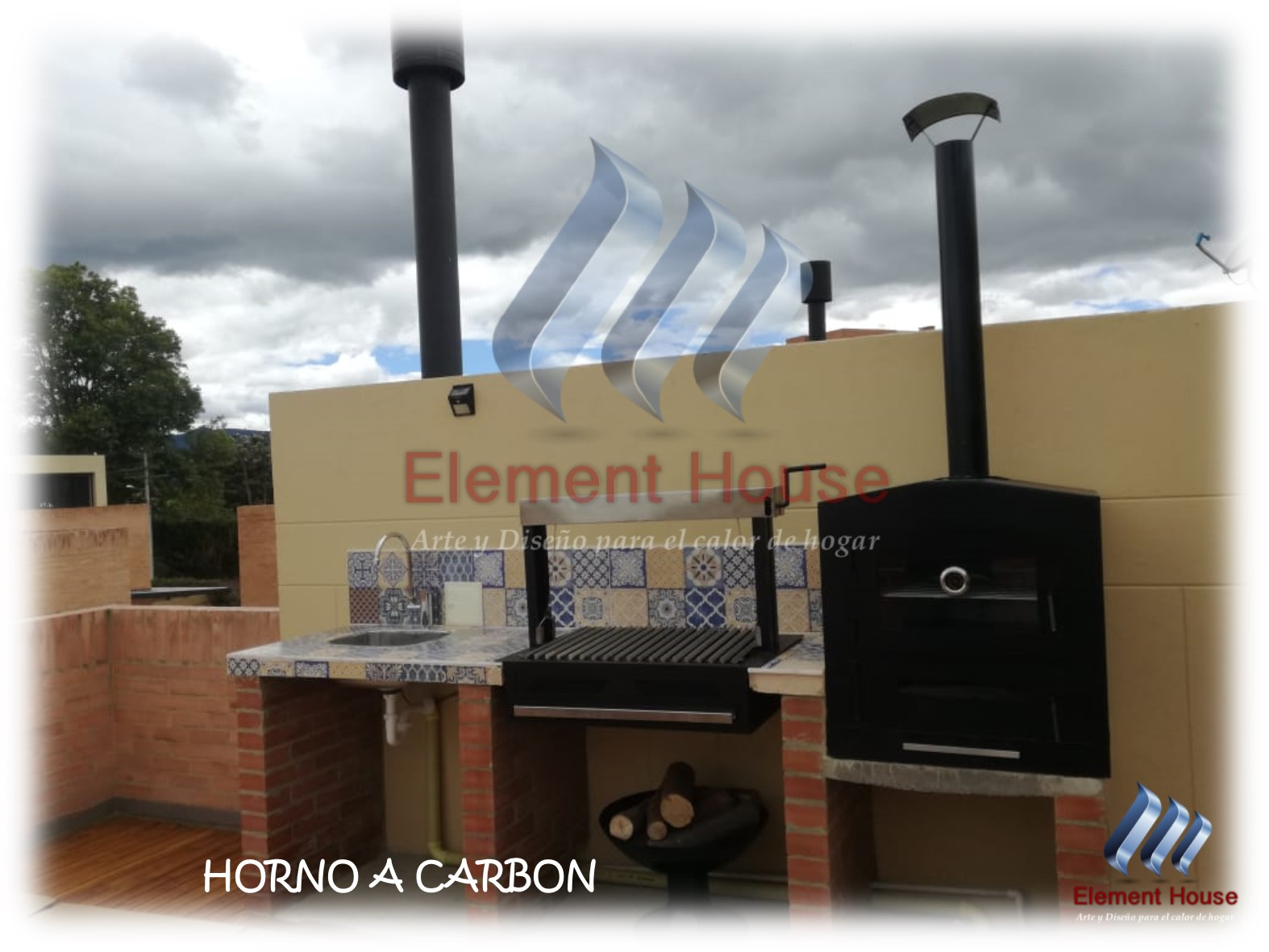 HORNO ELEMENT HOUSE 2
