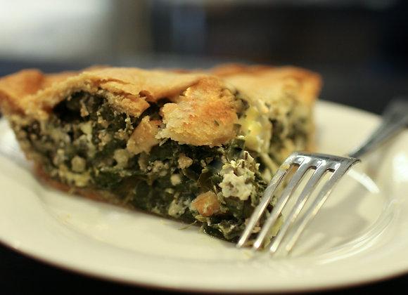 Spinach Pot Pie
