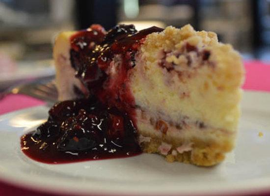 Michigan 4-Berry® Cheesecake
