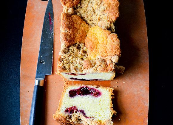 Michigan 4-Berry Butter Bread