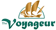 The Voyageur Logo