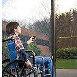 Dakota Lock & Safe Power Door Operators Integration Wheelchair