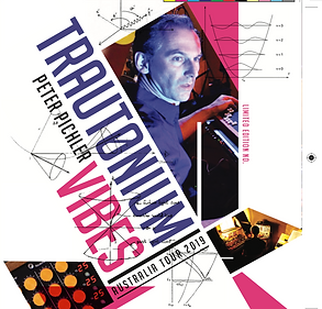 CD Cover Peter Pichler Trautonium Vibes