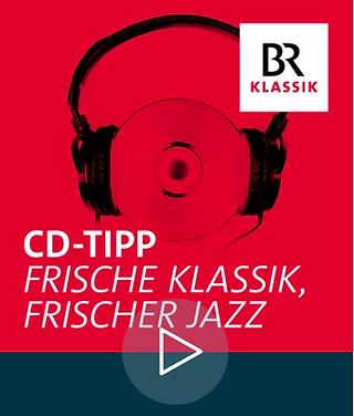 Logo BR CD Tipp über Peter Pichlers Klassik Trautonium CD