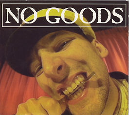 CD Cover Peter Pichler No Goods 17 Lieder