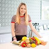 Jenny Tomei, Food & Nutrition  shoot, 9t